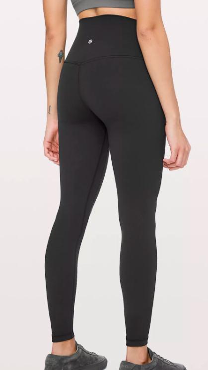 lululemonaligns These $26 Amazon Leggings Are the Best Lululemon Align Dupe Weve Found