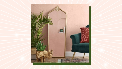 We Found the Cheapest Anthropologie Primrose Mirror Dupe Yet | StyleCaster