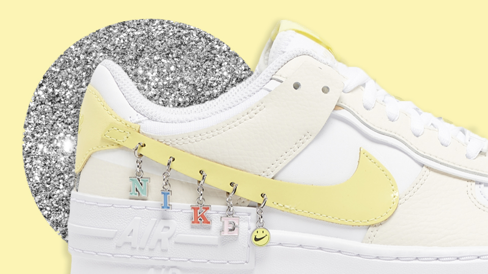 Apparently Charm Bracelet Sneakers Are A Thing, Because I Bought Them