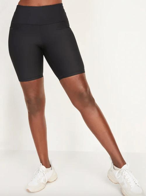 STILEKSTAR |  Beyond Yoga Spacedye Bike Shorts Dupe