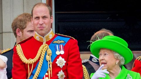William's Birthday Post From the Queen Seemingly Shaded Harry's Stripped Military Titles | StyleCaster