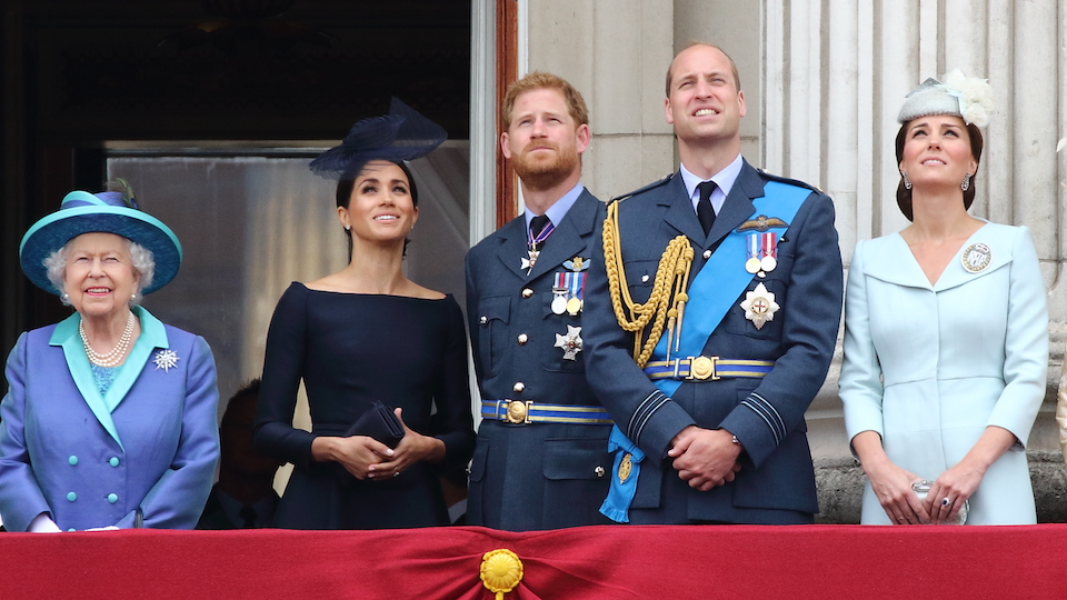 We Finally Know if Harry & Meghan Are Invited to the Queen's Next Royal Reunion Amid Tension With Will & Charles