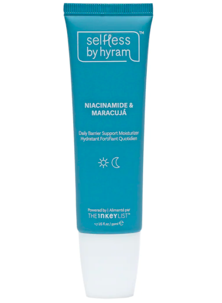 selfless niacinamide maracuja daily support moisturizer The One Thing Hyram Yarbro Wants You To Stop Doing To Your Skin