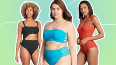 Target Has Summer's Trendiest Swimsuits & They're On Major Sale RN