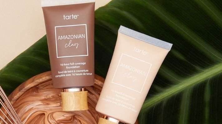 Tarte's Iconic Amazonian Clay Foundation Just Got A Major Upgrade