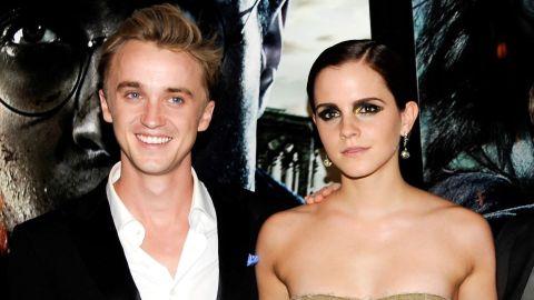 Tom Felton Says He Has 'Something' With Emma Watson Amid Rumors She's Dating Someone Else | StyleCaster