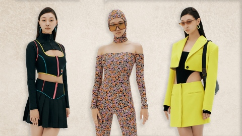 Zara x Purple Magazine Is Definitely Not For The Faint Of Heart | StyleCaster