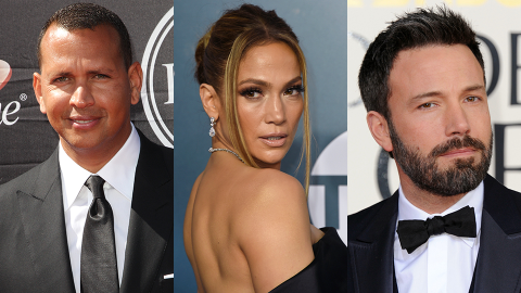 Here's What A-Rod Really Thinks of J-Lo Vacationing With Ben Just Miles Away From Him | StyleCaster