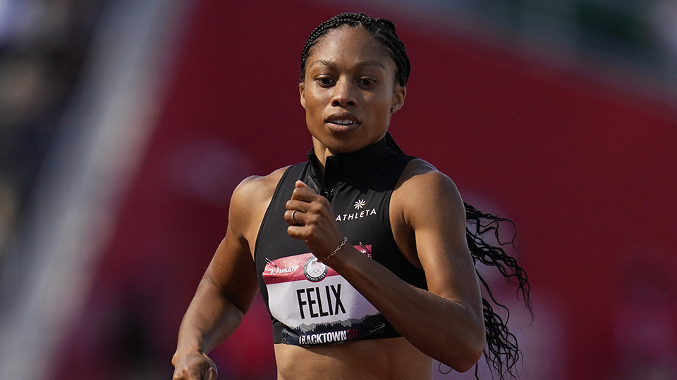 Allyson Felix Is Competing in Her 5th Olympics—Here's Her Massive Net Worth   StyleCaster