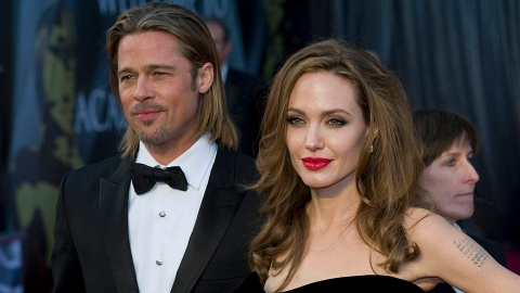 Angelina Just Accused Brad of Not Letting Her Move on From Him After Their Divorce | StyleCaster