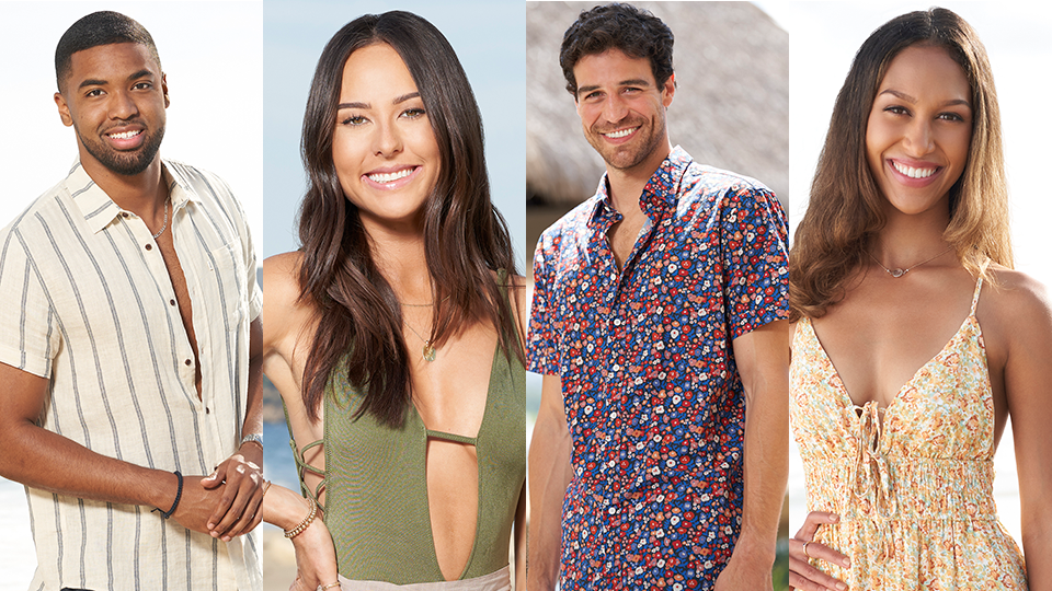 """""""Bachelor in Paradise"""" 2021 Cast"""