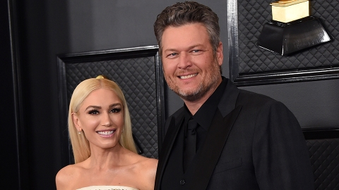 Blake & Gwen Got Their Marriage License 2 Weeks After Rumors They Had a Secret Wedding | StyleCaster