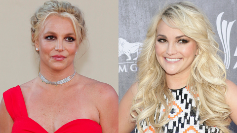 Britney Just Called Jamie Lynn 'Mean' & Told Her to 'Eat S—t' For Performing Her Songs | StyleCaster