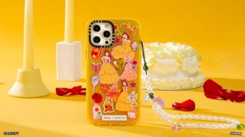 Disney x Casetify Phone Cases Announce To All That You're A Princess | StyleCaster