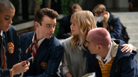 An OG 'Gossip Girl' Character Made a Cameo in the Reboot—Here's Who Rebecca Sherman Was   StyleCaster