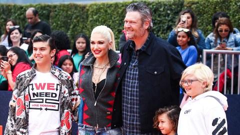 Gwen Stefani's Wedding Dress Had a Secret Message to Her Kids With Her Ex-Husband | StyleCaster