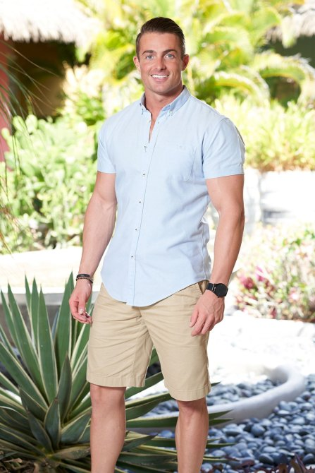 """James, """"Bachelor in Paradise"""""""