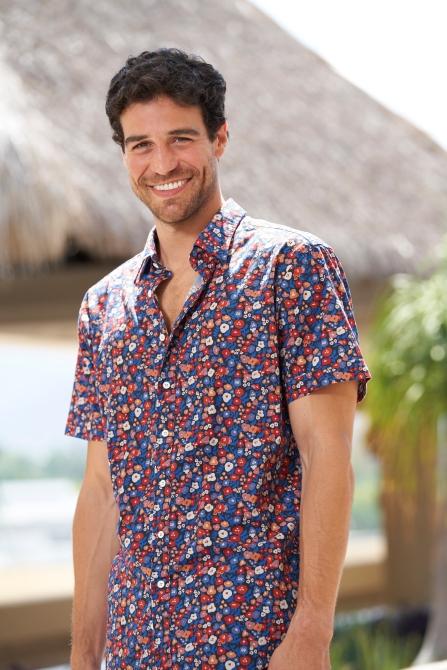 """Joe, """"Bachelor in Paradise"""" 2021"""