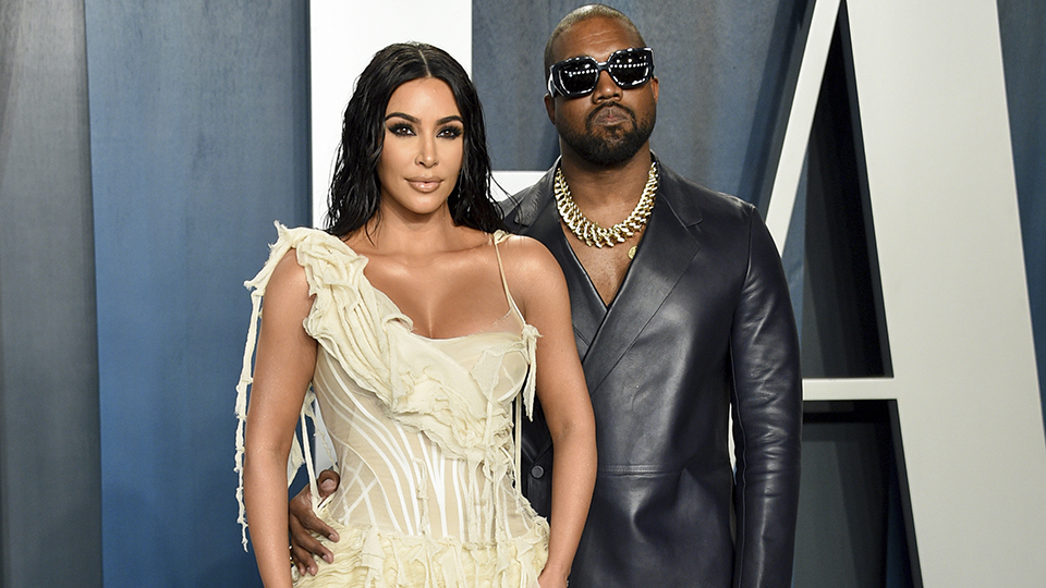 Here's the Truth About a Rumor Kanye Has a Song Comparing His Marriage to Kim to 'Prison'