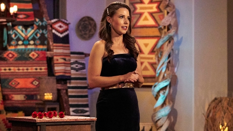 'The Bachelorette' Recap: Katie Throws Up After a Contestant Is Outed as a Superfan | StyleCaster