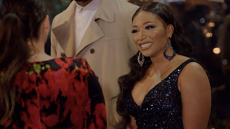 Are Love Is Blind's Diamond & Rumeal Still Together? He Ditched Her at the Finale Party   StyleCaster