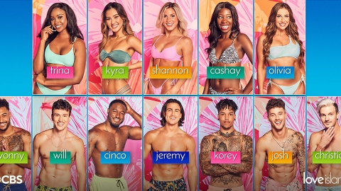 Here's How to Watch 'Love Island' US to See if the Americans Crack on as Well as the Brits   StyleCaster