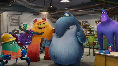 Here's How to Watch the New 'Monsters, Inc.' TV Show With Mindy Kaling & More For Free | StyleCaster