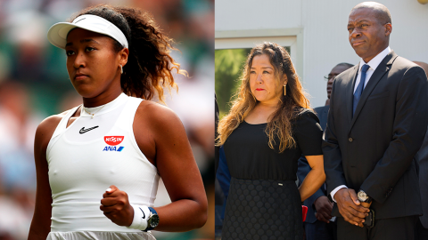 Naomi Osaka's Parents Have Supported Her Since Day 1—Meet Her Mom & Dad   StyleCaster