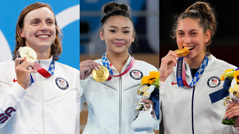 Here Are All the Americans Who Won Medals at the Tokyo Olympics For Team USA | StyleCaster