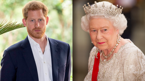 Prince Harry Just Responded to Rumors He's Releasing Another Tell-All After the Queen Dies | StyleCaster