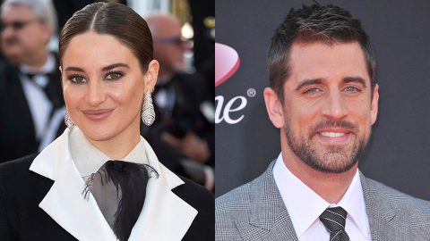 Shailene Woodley Just Revealed How Soon Her Wedding to Aaron Rodgers Will Be | StyleCaster