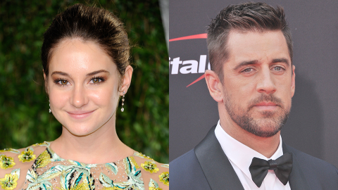 Shailene Woodley Just Responded to 'Lies' & 'Fabrications' About Aaron Rodgers | StyleCaster