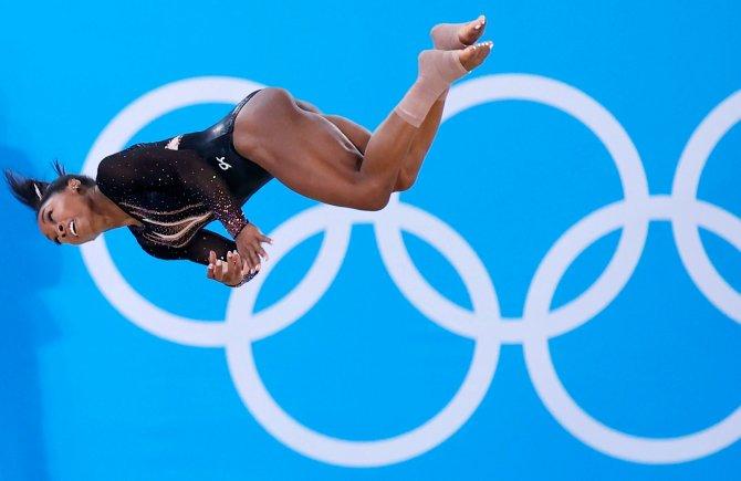 Simone Biles, Olympics 2021