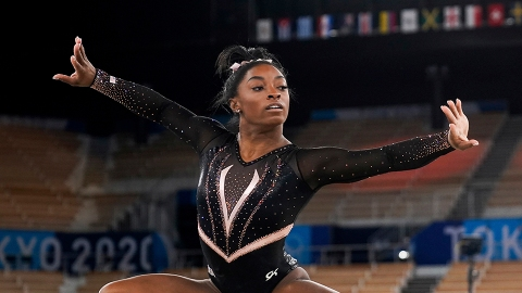 Simone Biles' Boyfriend Didn't Even Know Who She Was When They Met—Here's Their Love Story   StyleCaster