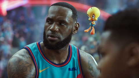 Here's How to Watch 'Space Jam 2' to See if Lebron or Bugs Bunny Is the Better Baller   StyleCaster