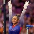 Suni Lee Just Won the All-Around Gymnastics Gold Medal...