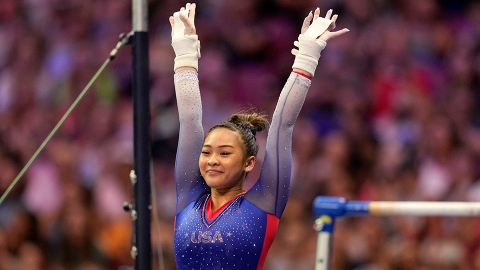 Suni Lee Just Won the All-Around Gymnastics Gold Medal—Here's How Much Her Net Worth Is | StyleCaster