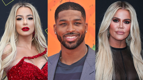 Tana Just Apologized For Accusing Tristan of Hanging Out With Her Instead of Khloé & True | StyleCaster