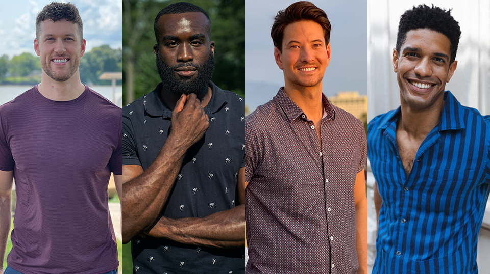 Michelle's 'Bachelorette' Cast Is Here & It Includes a Former 'Bachelor' & Someone She Knows