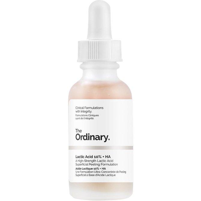 The Ordinary. lactic acid