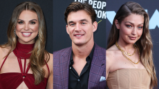 Tyler C. Just Called His Love Triangle With Hannah B. & Gigi Hadid a 'Major Mistake'—Here's Why