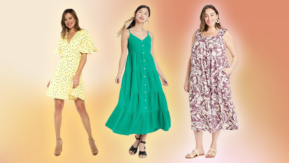 Target's Summer Sale Means TikTok-Approved Dresses for as Low as $10