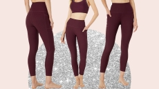 These Under $40 Leggings Are a Spot-On Dupe For Lululemon's Pocketed Align Pants