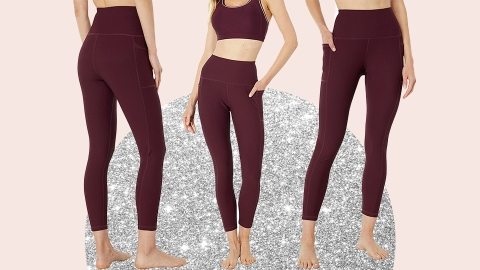 These Under $40 Leggings Are a Spot-On Dupe For Lululemon's Pocketed Align Pants | StyleCaster