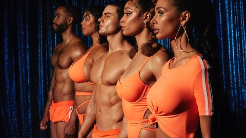 IVY PARK's Flex Park Collection Includes Some Spicy Debut Swimwear | StyleCaster