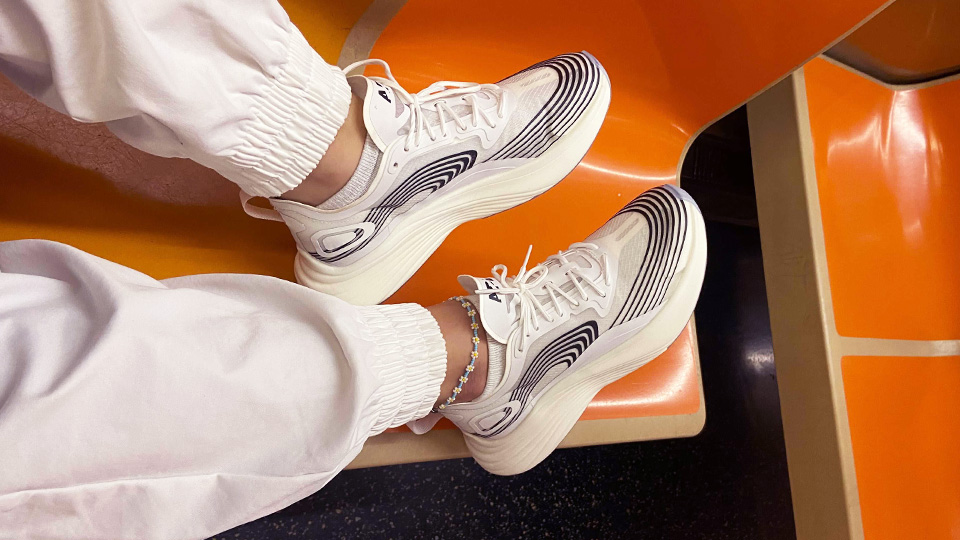 APL's Streamline Sneakers Are SO Lightweight—Not To Mention Chic AF