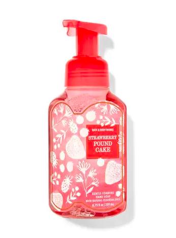 Bath & Body Works. hand soap