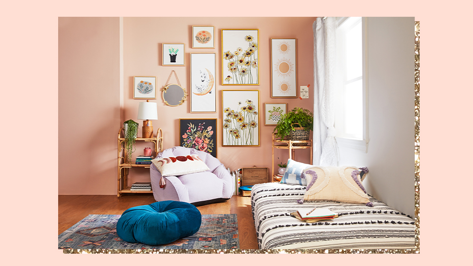 Bed Bath & Beyond's New Boho Décor Line Is Shockingly Cute — & Starts at $8