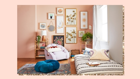 Bed Bath & Beyond's New Boho Décor Line Is Shockingly Cute — & Starts at $8 | StyleCaster