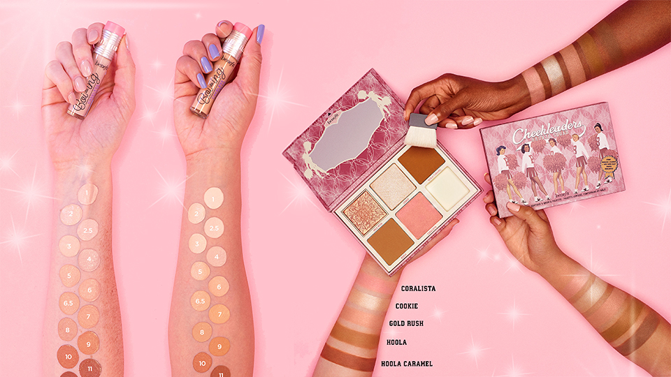 This Might Be Benefit Cosmetics Biggest Sale Ever, So Get Ready To Stock Up